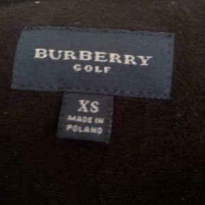 Burberry Tops - Burberry Golf short sleeve top